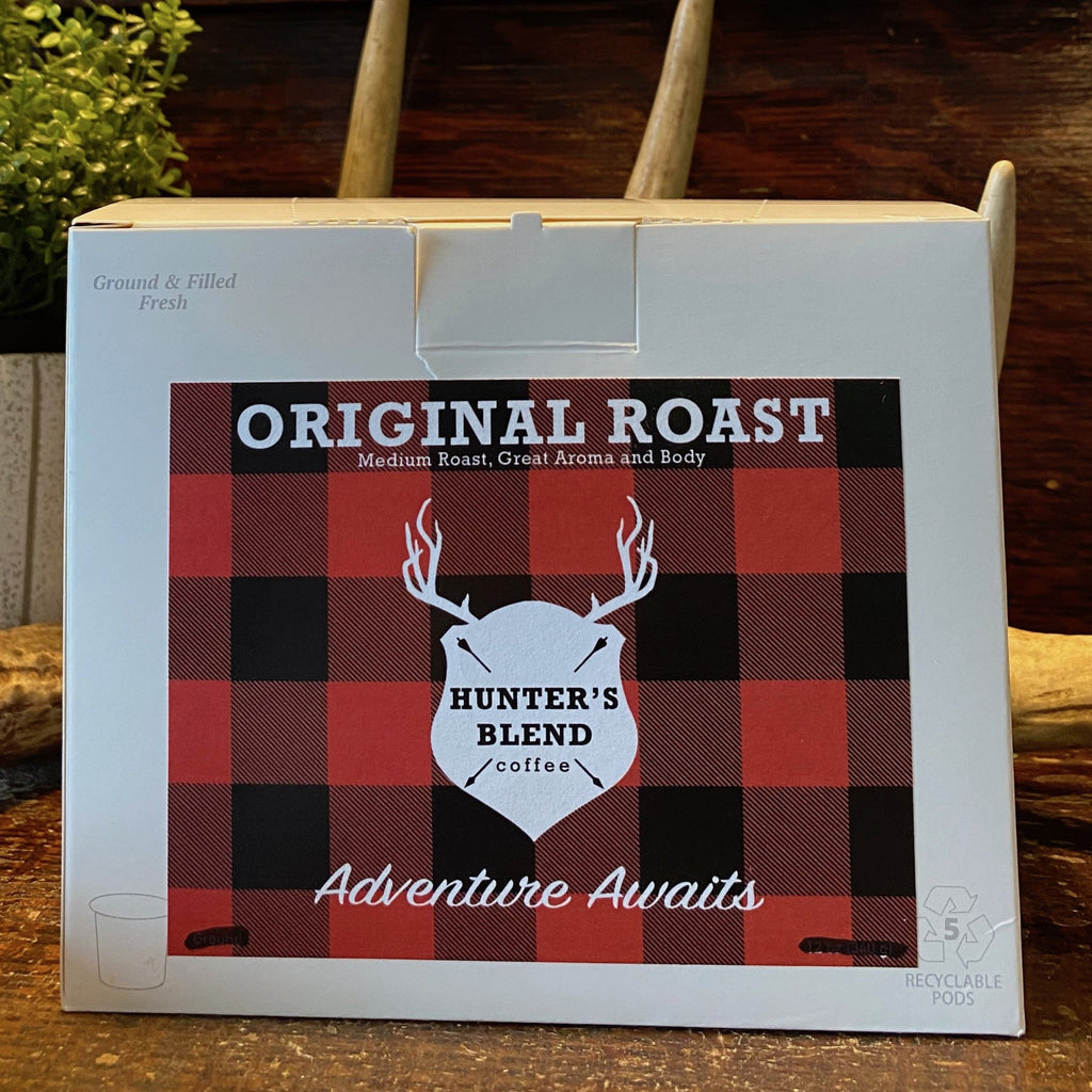 Original Roast | 12 Single Shots