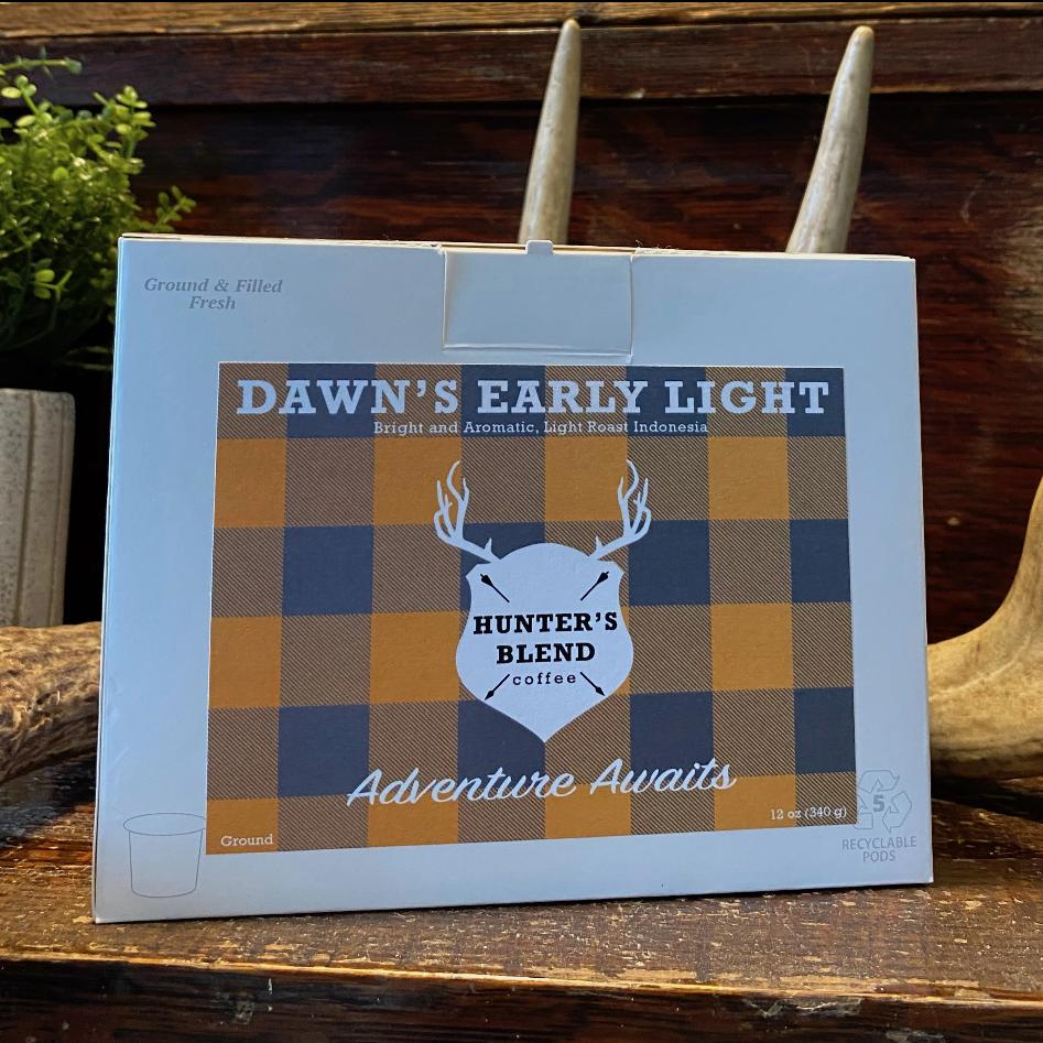 Dawn's Early Light Roast | 12 Single Shots