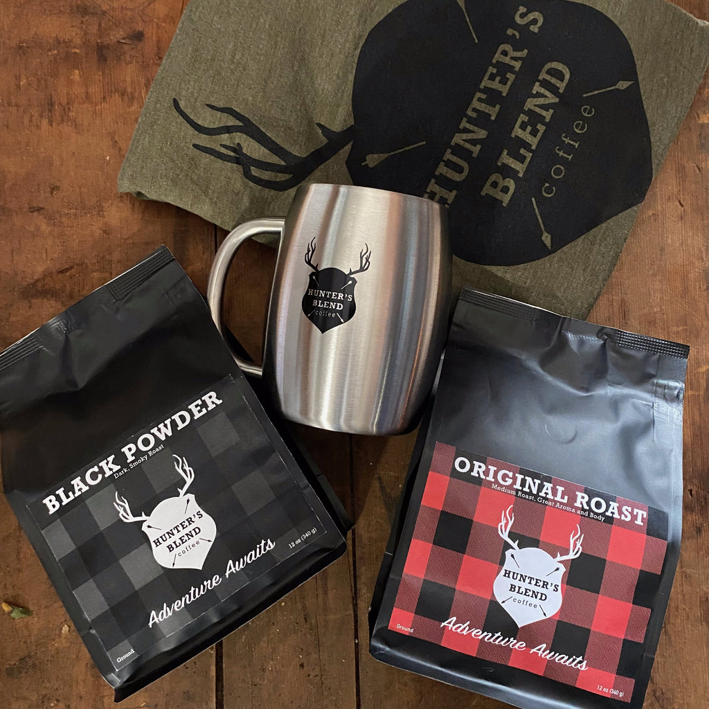 Hunter's Blend Coffee Gift Set | Save 20%