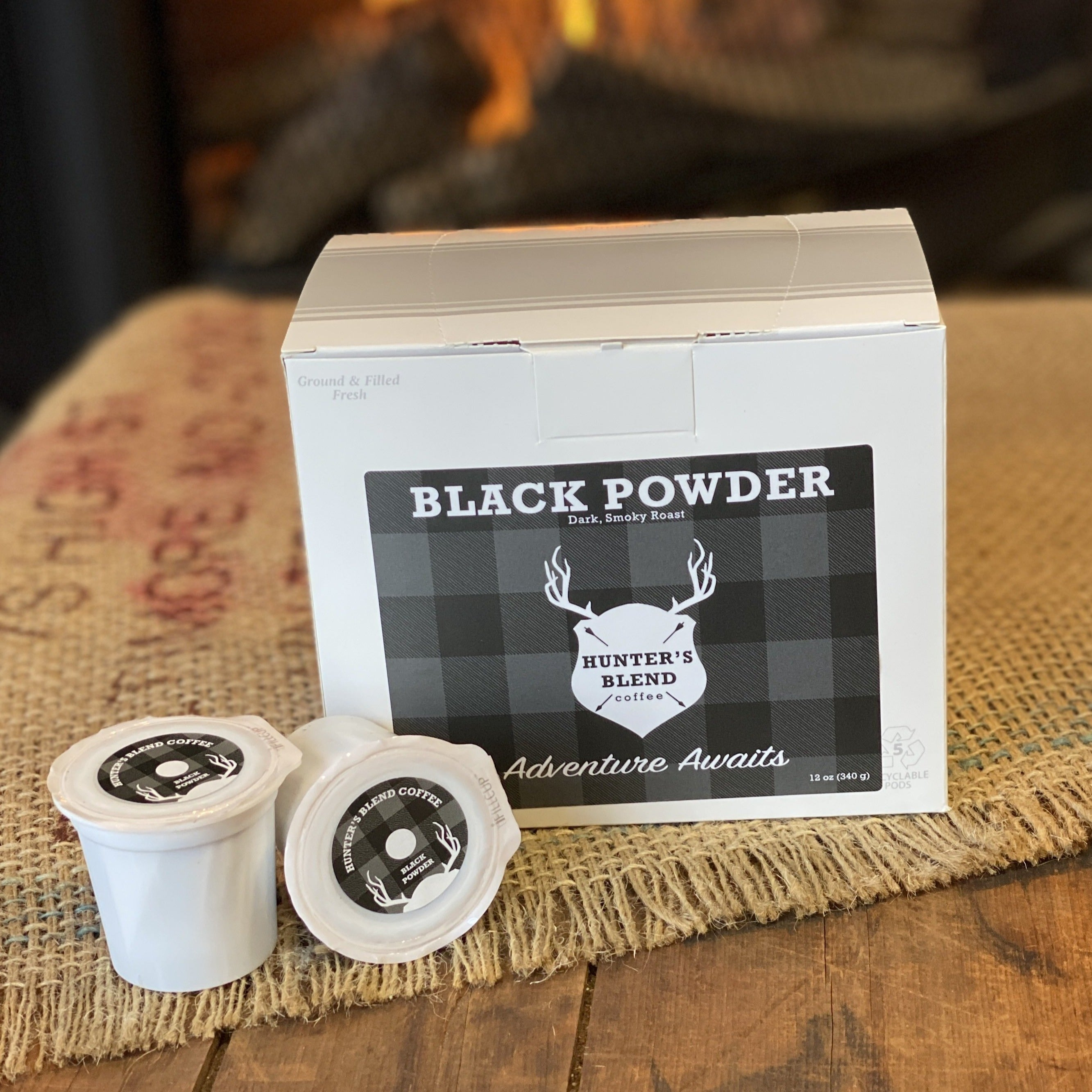 Black Powder Roast | Single Shots