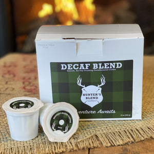 Decaf Blend | Single Shots