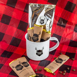 Chocolate & Coffee Bundle with Free Camp Mug