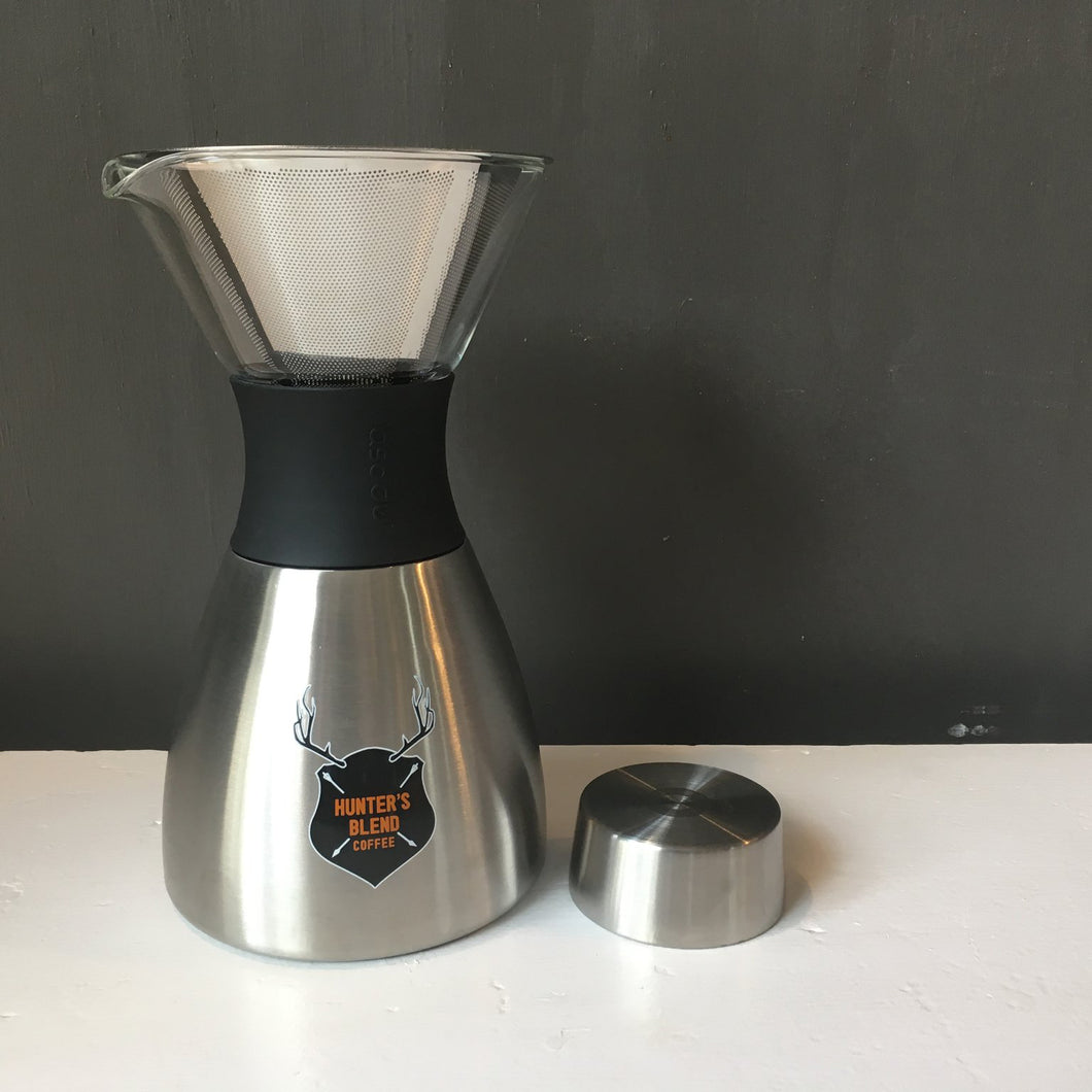 NOW 20% OFF | ASOBU Pourover Coffeemaker | 32oz