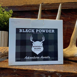 Black Powder Roast | 12 Single Shots