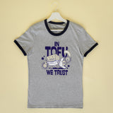 In Tofu We Trust unisex T-Shirt grau
