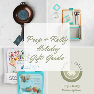 Prep and Rally Holiday Gift Guide!