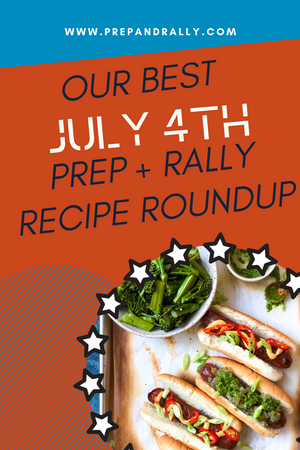 Tastes Like Fireworks | Our Best July Fourth Recipe Roundup