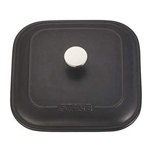 Staub 40508-079 Ceramics Square Covered Baking Dish - Prep And Rally