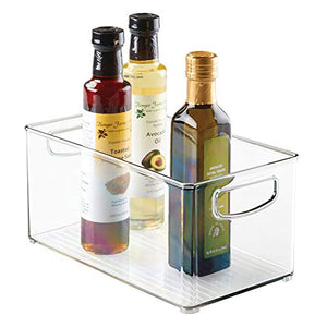 interDesign Home Kitchen Organizer Bin for Pantry - Prep And Rally