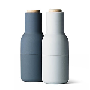 Menu 2-Pack Bottle Grinder, Small, Blue