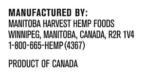 Manitoba Harvest Hemp Yeah! Balanced Protein - Prep And Rally