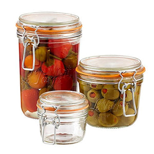 Le Parfait French Super Terrine Wide Mouth Jar - Prep And Rally