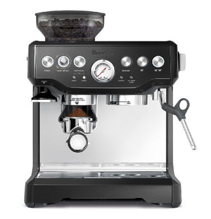 Breville - The Barista Express Coffee Machine - Prep And Rally