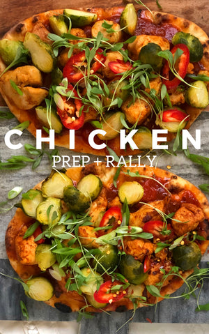 Chicken - Prep And Rally - Ebook by Dini Klein