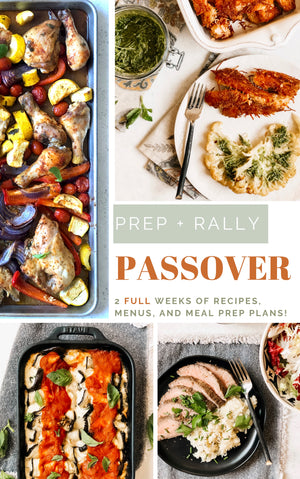 Passover - Prep And Rally - Ebook by Dini Klein