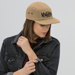 Tiki Five Panel Cap