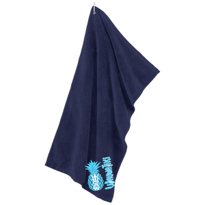 Tiki Microfiber Golf Towel