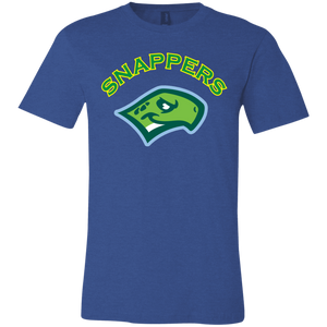 Snappers Bella + Canvas Unisex Jersey Short-Sleeve T-Shirt