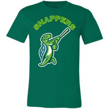 Load image into Gallery viewer, Snappers Bella + Canvas Unisex Jersey Short-Sleeve T-Shirt