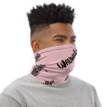 Load image into Gallery viewer, Pink Tiki Neck Gaiter