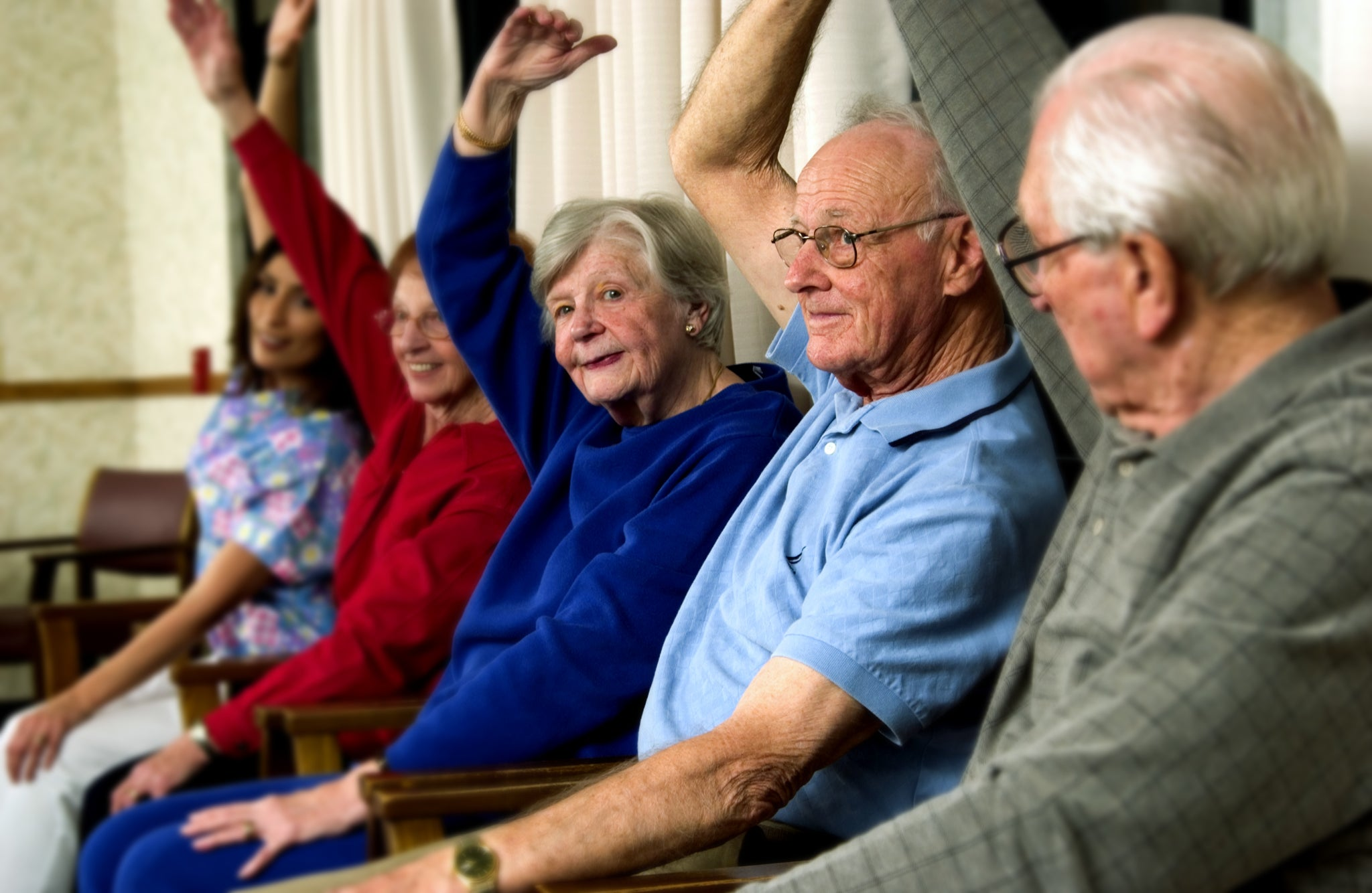 Creating a Wellness Culture in Senior Living Facilities