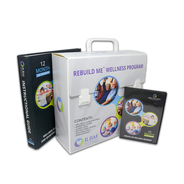 Rebuild Me Wellness Program
