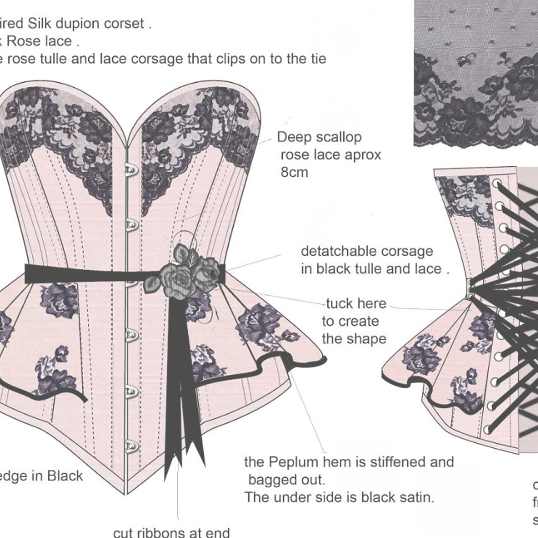 The Corset Design Features you Need to Know About