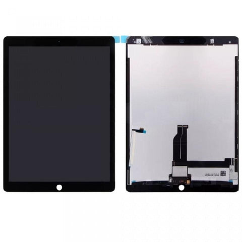 iPad Pro 12.9 Digitizer Touch Screen with LCD and Mother Board - Black
