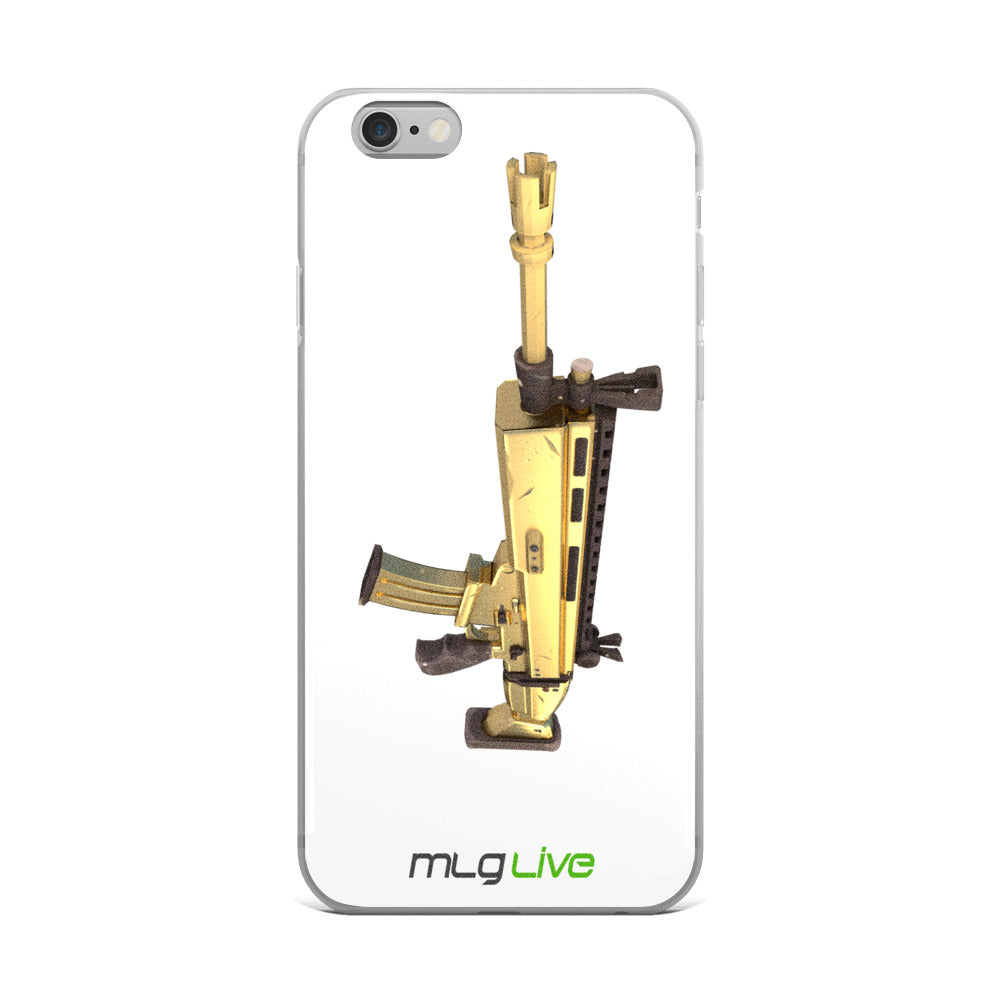 MLG Live Scar iPhone Case
