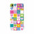 Abstract Hearts Phone Case for HTC Desire 816
