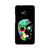 Abstract Skull Phone Case for HTC One M7
