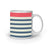 Stripes Pink - Designer Coffee & Tea Mug
