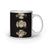 Three Wise Monkeys - Designer Coffee & Tea Mug