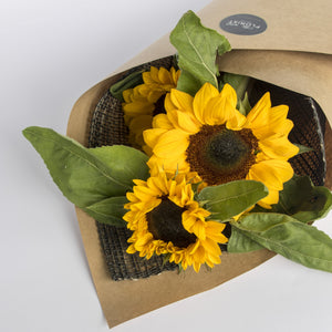 Papier Emballé // Stunning Sunflowers