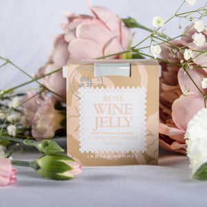 Rosé Wine Jelly 120ml