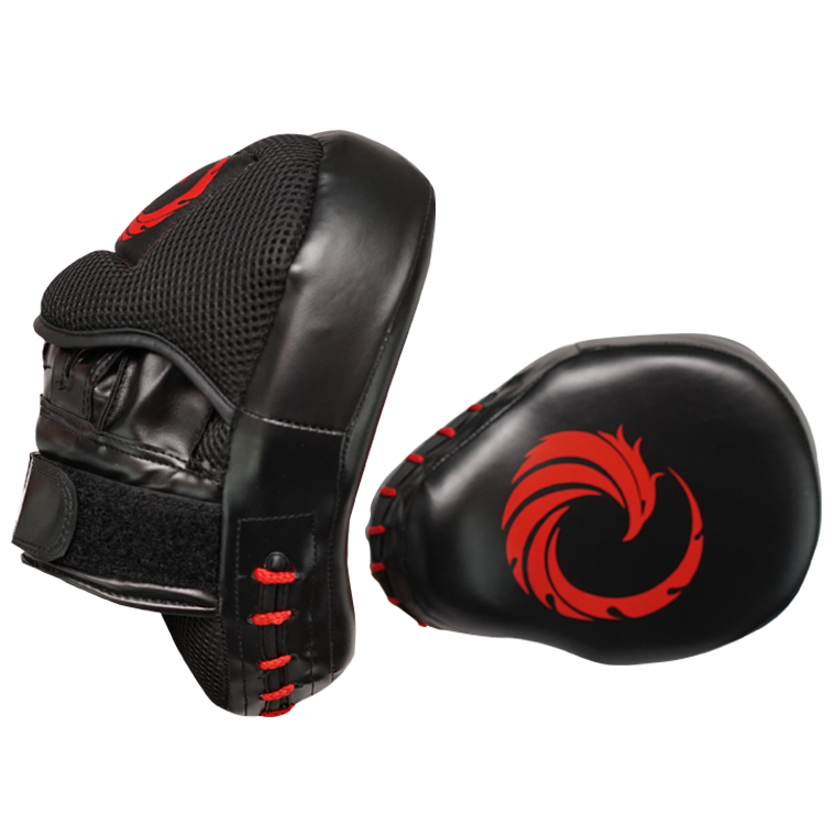 Impact Curved Hand Mitts