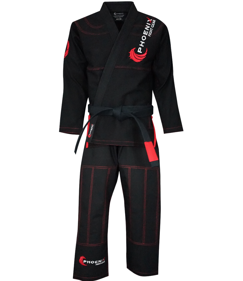Talon BJJ Gi - Black