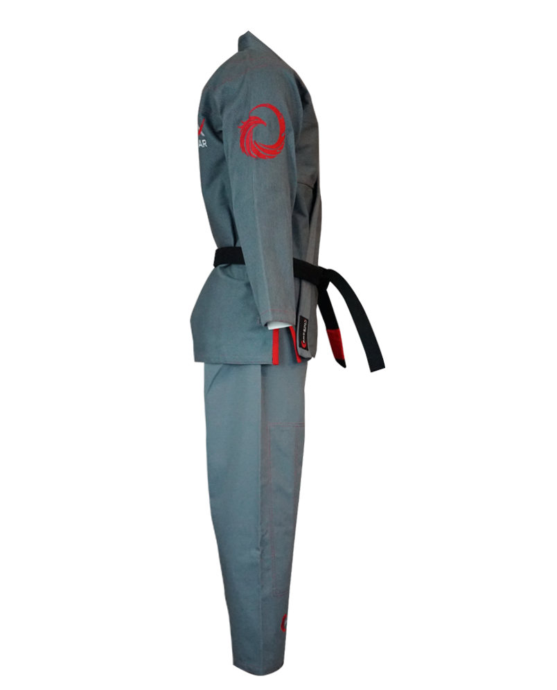 Talon BJJ Gi - Grey