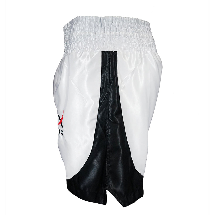 Ladies Legacy Thai Short - White