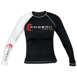 Ladies Phoenix Rash Guard