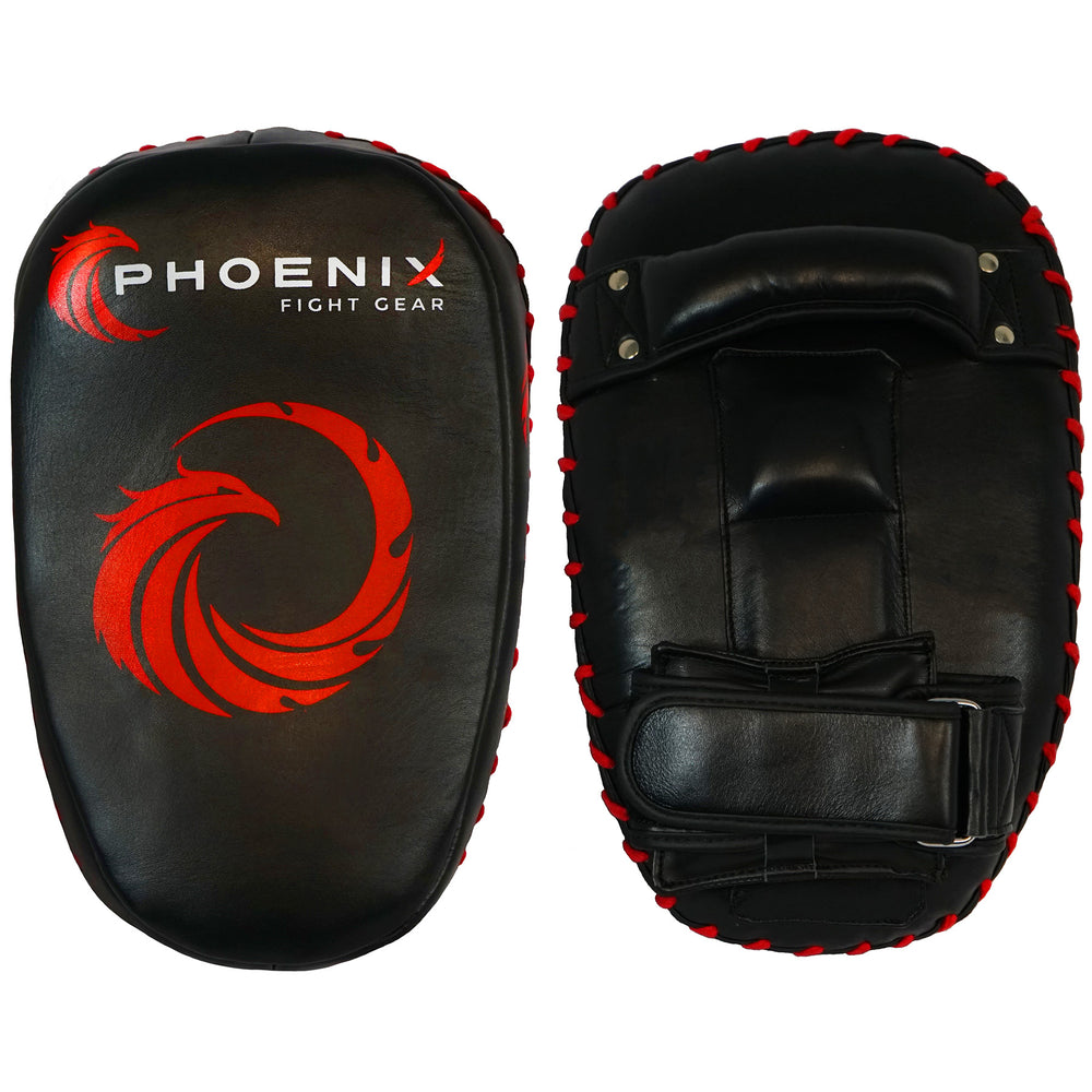 Impact Curved Thai Pads