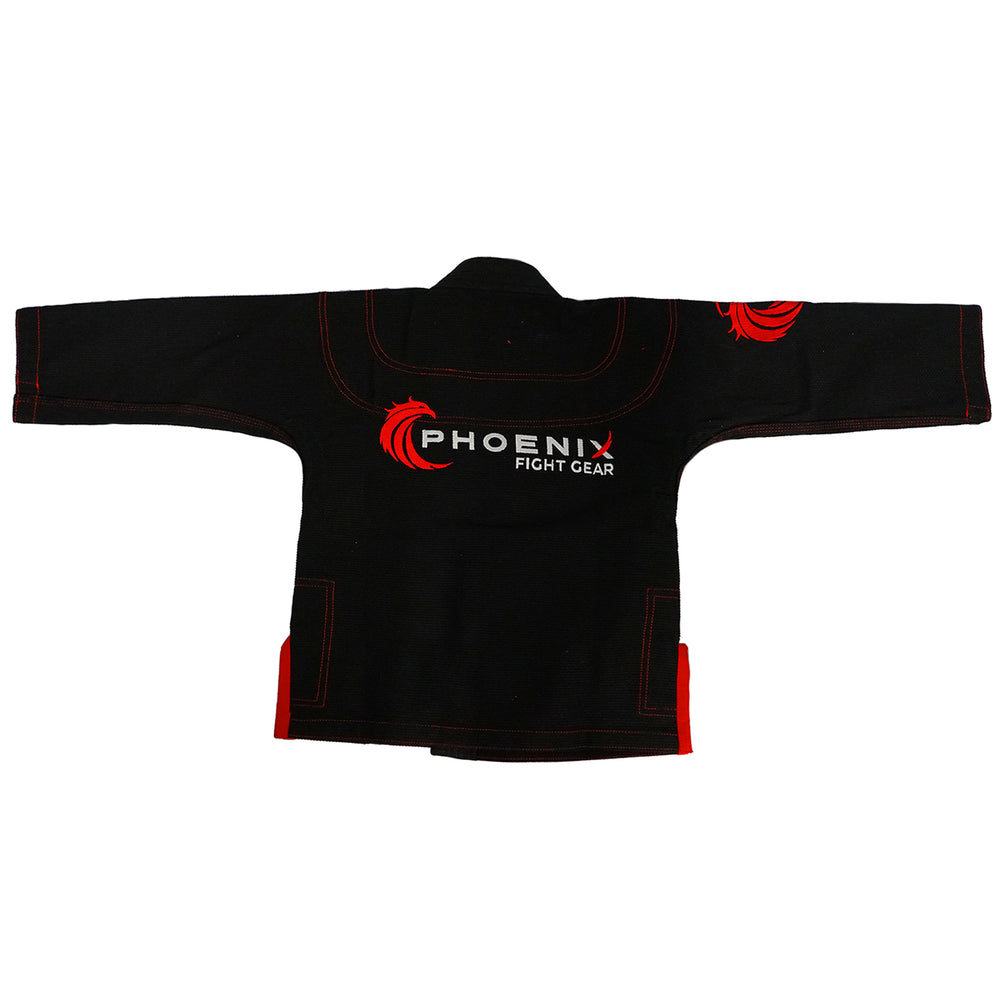 Kids Talon BJJ Gi - Black