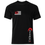 Men's Flag Tee - Black