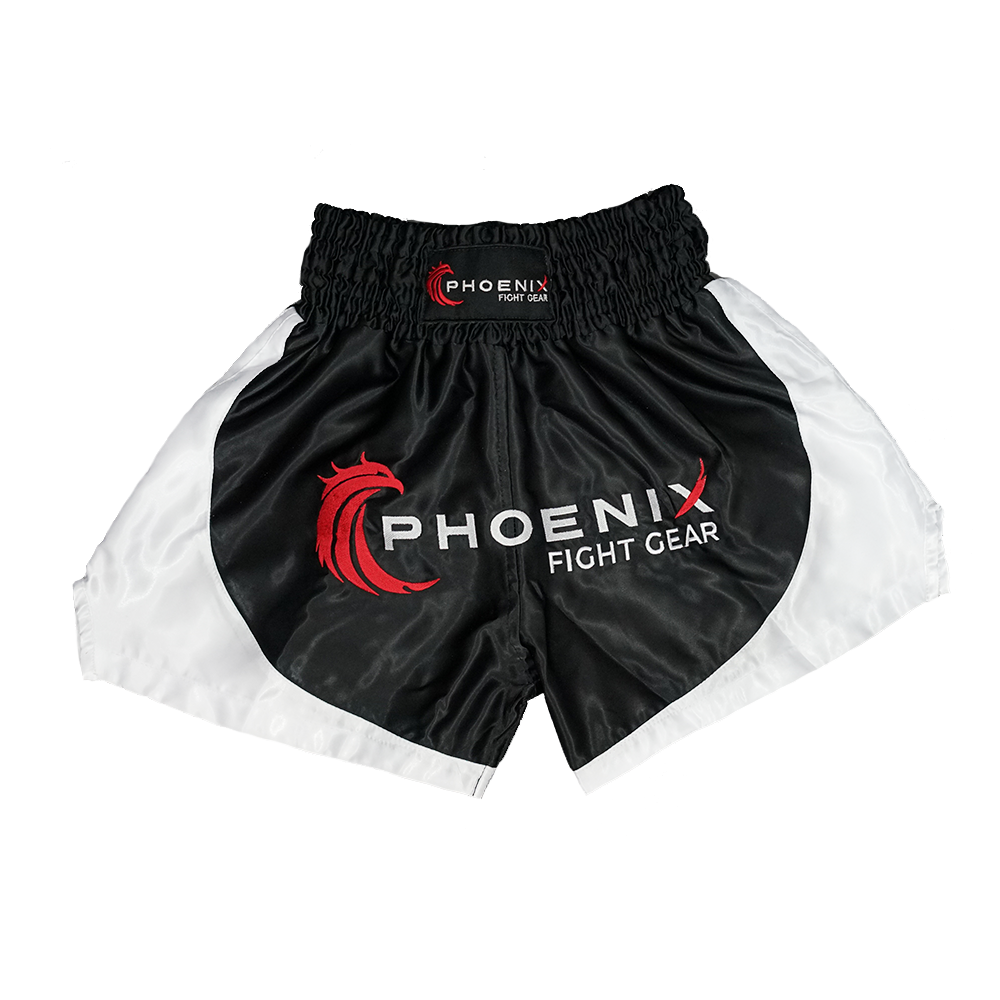 Kids Legacy Thai Short - Black
