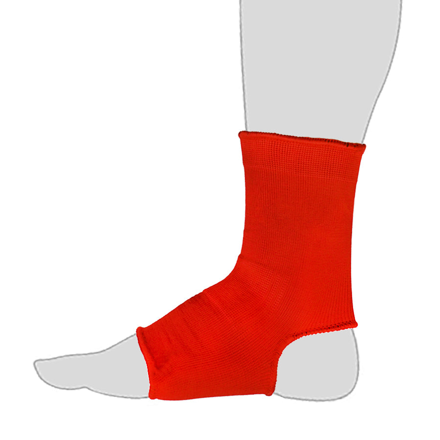 Sustain Ankle Supports - Red