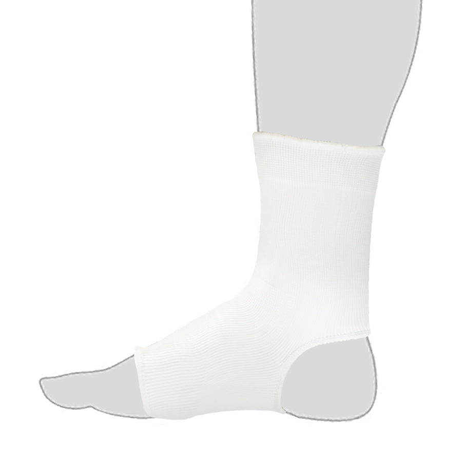 Sustain Ankle Supports - White