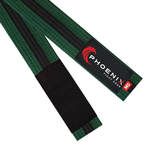 BJJ Belt - Green/Black