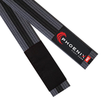 BJJ Belt - Grey/Black