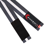 BJJ Belt - Grey/White