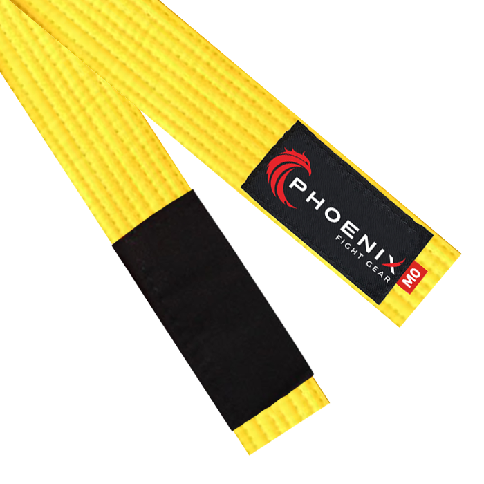 BJJ Belt - Yellow